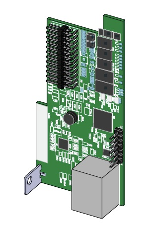 Powerone Abb Ethernet Expansions Board