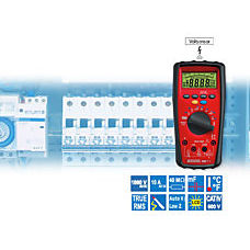 BENNING MM 7-1 - TRMS-Digital-Multimeter mit AutoV-Funktion