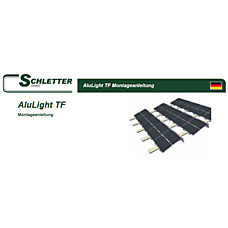 Montageanleitung AluLight TF